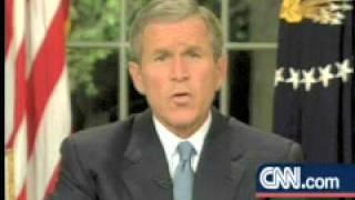 CNN - Ex-President George W. Bush's Post 9/11 Speech