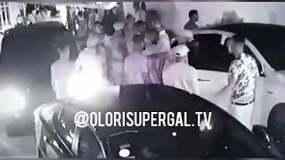 Davido releases video evidence on Tagbo's death