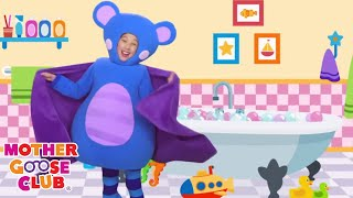Scrub-a-Dub-Dub and More | Real Mouse in the Bath | Baby Songs from Mother Goose Club!