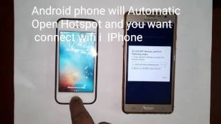 ShareIt Android to IPHONE file Trasfer (How to Send File/Photo/Video Android to IPhone)