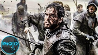 Top 10 Epic Game of Thrones Battles