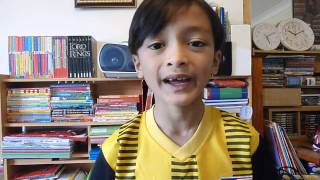 Maher Zain NUMBER ONE FOR ME by Zahin Adib : Child Version