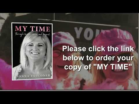 "Donna Falconer ""MY TIME""