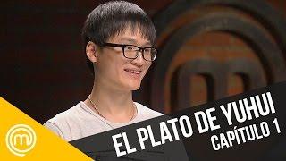 El plato de Yuhui | MasterChef Chile 3 | Capítulo 1