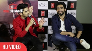 How Is It To Work Together With Each Other | Armaan Malik And Amaal malik