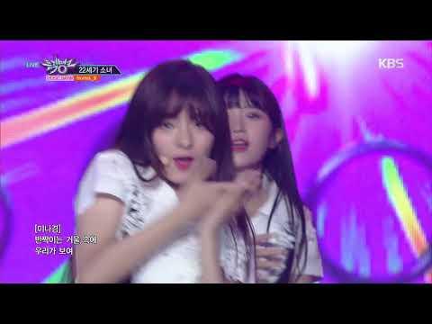 Xxx Mp4 뮤직뱅크 Music Bank 22세기 소녀 Fromis 9 22CENTURY GIRL Fromis 9 20180608 3gp Sex