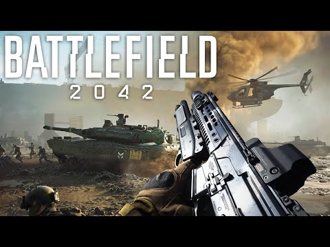 Battlefield 2042 Gameplay Details and More