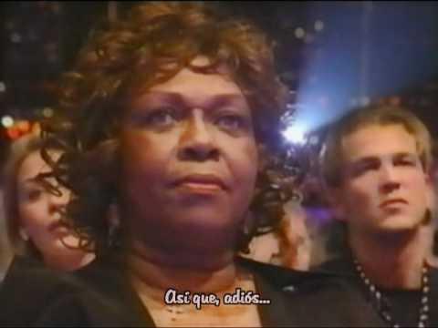 I will always love you live 1994 Whitney Houston subtítulos en español