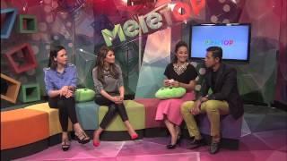 MeleTOP - Temu Bual Bersama Nur Fazura & Diana Danielle [04.02.14]