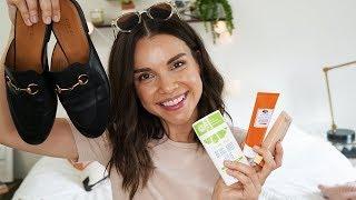 July Favorites LIVE Stream! Skincare, Makeup + Fashion | Ingrid Nilsen