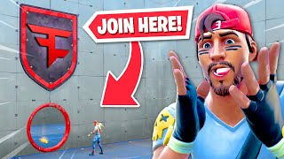 So I tried out for FaZe Clan... WILL I PASS?