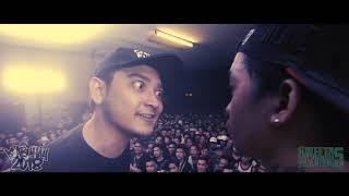 FlipTop - Shehyee vs J-King @ Isabuhay 2018