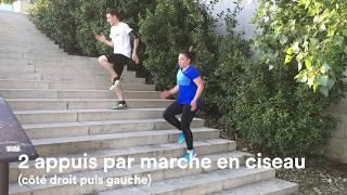 [RUNNING] Les techniques d'entraînement en escaliers