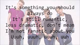 The Vamps - On the Floor (with Lyrics)