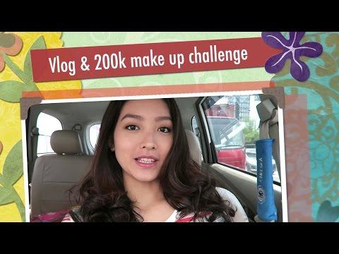 200K Makeup Challenge ala Natasha Wilona