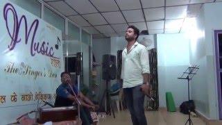 Music Shala - 7th workshop - Tu hi re by Nilay Sharma (Lukky)