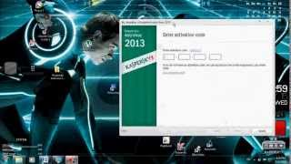 How to make Kaspersky Antivirus Full Version (Life Time) for free (2013 n on)
