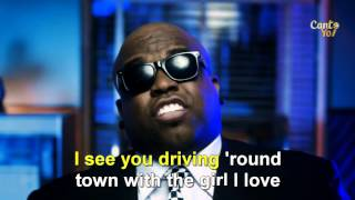 CeeLo Green - Fuck You (Official Cantoyo video)