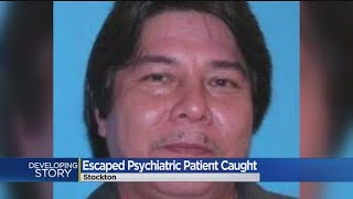 Stockton Residents Relieved After Escaped Hawaiian Mental Patient's Arrest