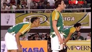 All Star Game Indonesia Proliga 2009 Game 1 part 2