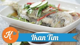 Resep Ikan Tim   CATHERINE SUMITRI