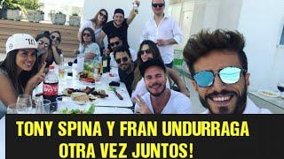 TONY SPINA Y FRAN UNDURRAGA OTRA VEZ JUNTOS!    MARITO ORTEGA CANTANDO