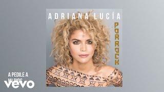 Adriana Lucía - A Pedile A Mi Dios (Cover Audio)