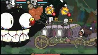 Castle Crashers Stage Parade Boss