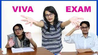 Types of Students in VIVA EXAMS | Funny Indian VIVA