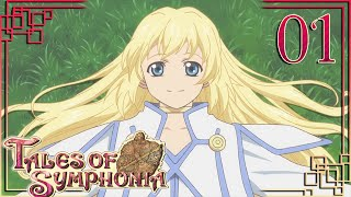 Let's Replay Tales of Symphonia, Episode 1: Day of Prophecy