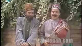 Bazam Madresam dir shod, Old Iranian TV series