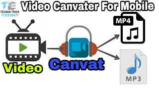 Video converter mp3 and mp4 in mobile