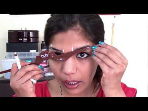 Perfect Eyebrow Shaping at Home | Billion Dollar Brows Tutorial | SuperPrincessjo