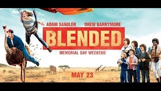 Movie Review: Blended 2014 with Adam Sandler and Drew Berrymore