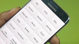Samsung Galaxy S7 Edge - SECRET CODES