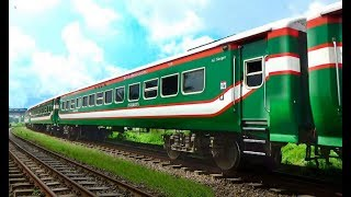 Most Speedy Trains of Bangladesh Railway / Must See