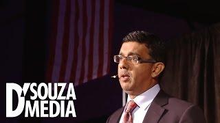 C-SPAN: D'Souza Exposes Progressive Con During Book TV Talk
