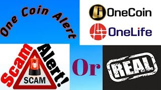 Onecoin Real or scame latest information