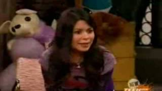 Youtube Poop:ICarly and friends have a random day Part 1