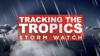 Tracking The Tropics 9-21-17 1PM