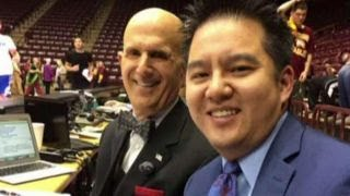 ESPN pulls announcer named Robert Lee from game