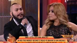 """Dani Mocanu: """"Beyonce de România a venit la mine aproape goală. A vrut să mă ia cu japca!"""""""