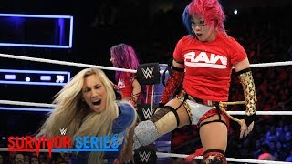 Carmella pays a painful price for angering Asuka: Survivor Series 2017 (WWE Network Exclusive)
