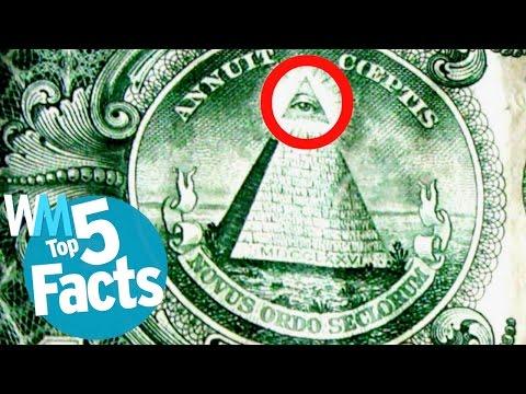 Top 5 Illuminati Facts CONFIRMED