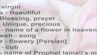 Muslim baby girl names starting with z arabic girl names from top 50 muslim baby girl names 2015 arab 3 years ago urmus Image collections