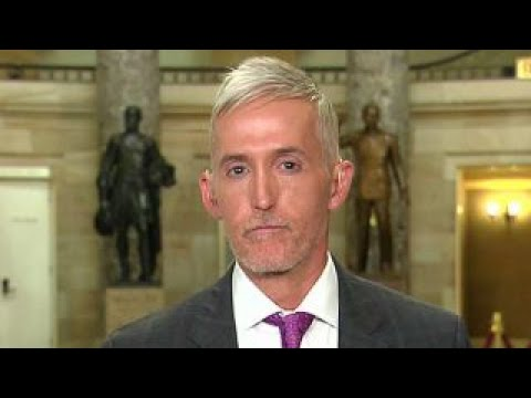 Rep. Trey Gowdy I would not stay if I were Sessions