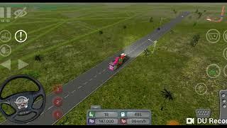 New road update for bus simulator Indonesia