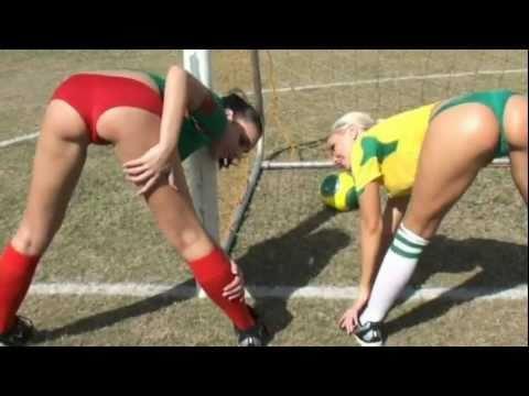 bikini soccer