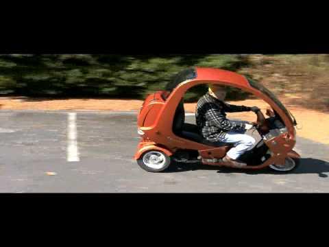 MotoMojo Tri Elite 150 Scooter