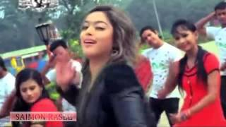 Tumi Kolpona By Shakib khan  u0026 Shahara Hot Song 2015   YouTube